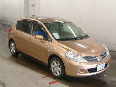 Nissan Tiida 2008 отзыв автора | Дата публикации 30.01.2013.