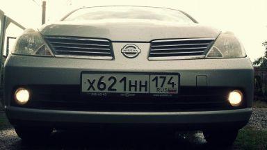 Nissan Tiida Latio 2005 отзыв автора | Дата публикации 21.09.2012.