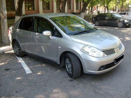 Nissan Tiida Latio 2007 - отзыв владельца