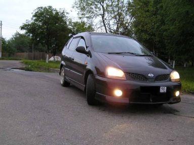 Nissan Tino, 1999