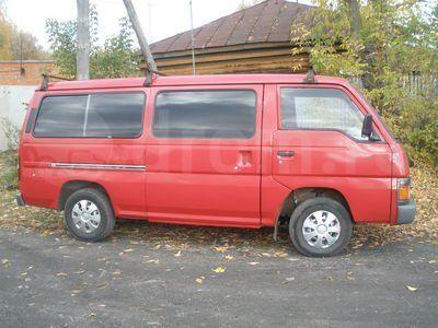 Nissan Urvan 1990 - отзыв владельца
