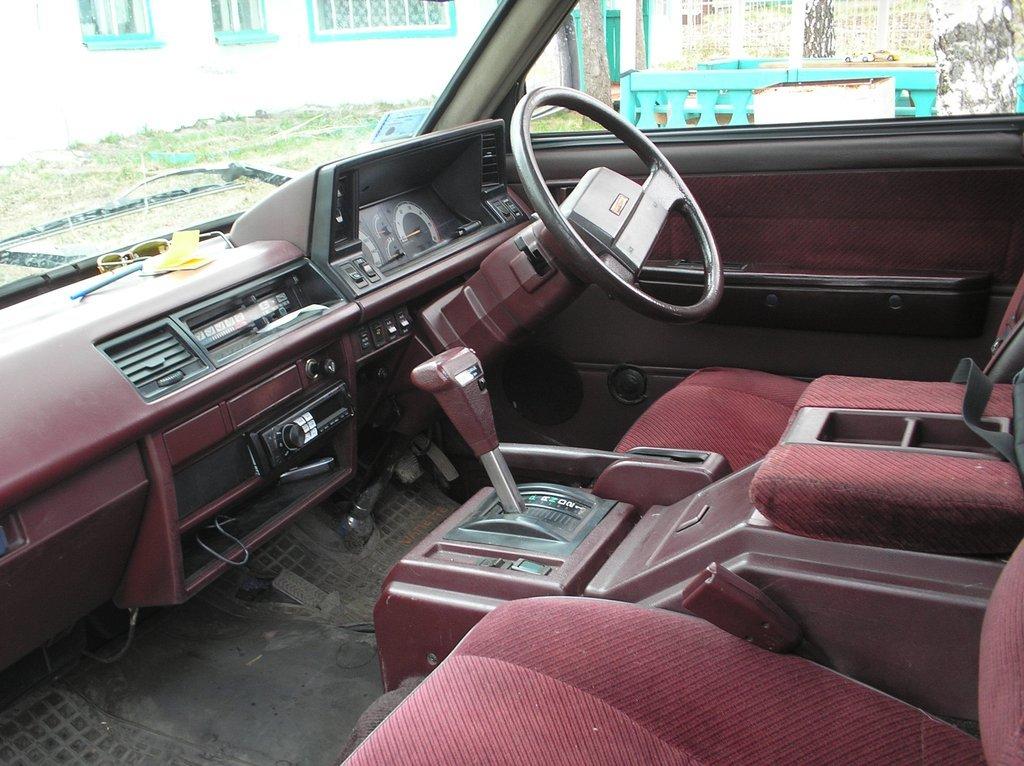 фото руль от волгабас