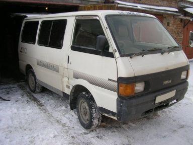 Nissan Vanette 1996 отзыв автора | Дата публикации 09.04.2010.