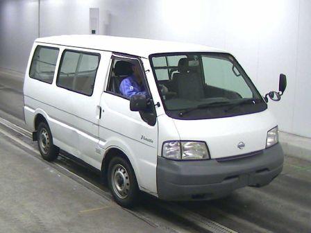 Nissan Vanette 2001 - отзыв владельца