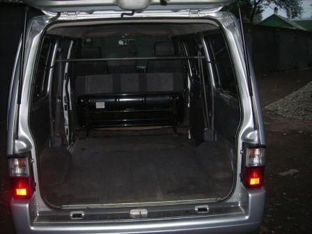 Nissan Vanette 2005 - отзыв владельца