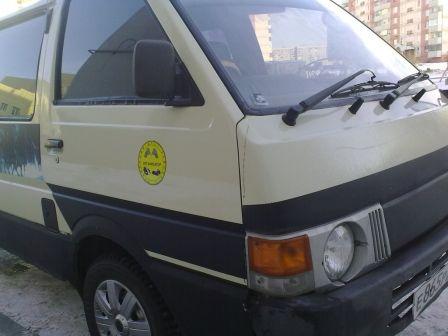 Nissan Vanette 1994 - отзыв владельца