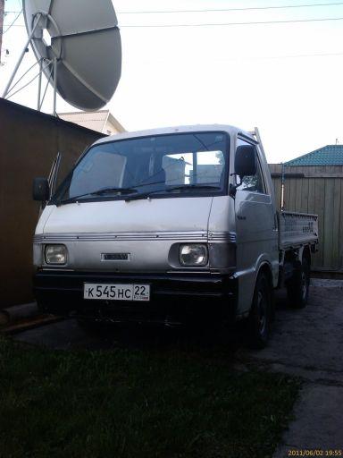 Vanette Truck 1995 отзыв автора | Дата публикации 02.08.2011.