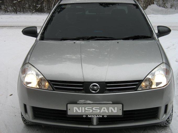 nissan wingroad глазами японца