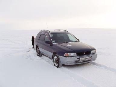 Nissan Wingroad, 1996