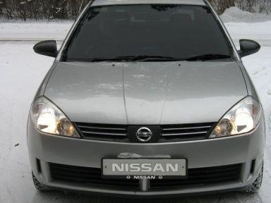 Nissan Wingroad, 2003