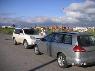 Nissan Wingroad, 2004