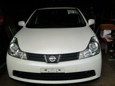 Nissan Wingroad 2007 отзыв автора | Дата публикации 18.10.2010.