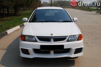 Nissan Wingroad, 2001