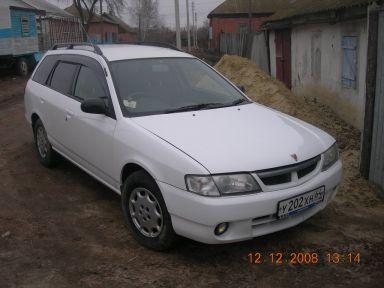 Nissan Wingroad 2000 отзыв автора | Дата публикации 10.02.2012.