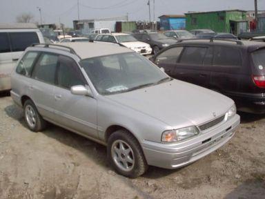 Nissan Wingroad, 1998