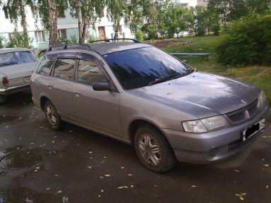 Nissan Wingroad 2000 отзыв автора | Дата публикации 20.12.2012.