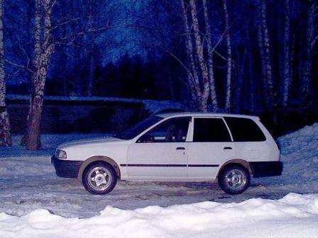 Nissan Wingroad 1997 - отзыв владельца