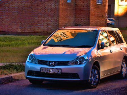 Nissan Wingroad 2005 - отзыв владельца