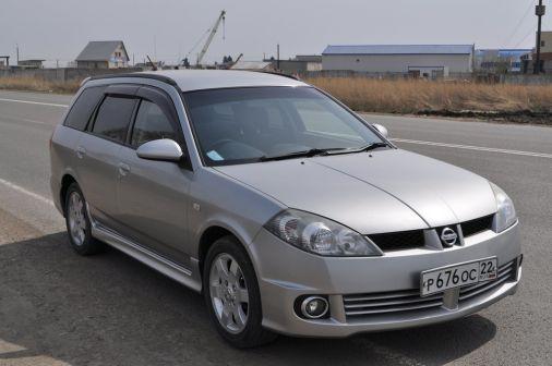 Nissan Wingroad 2004 - отзыв владельца