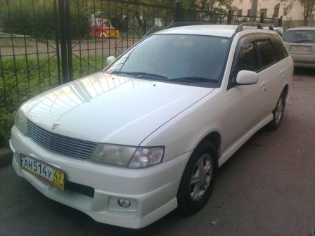 Nissan Wingroad 1999 - отзыв владельца
