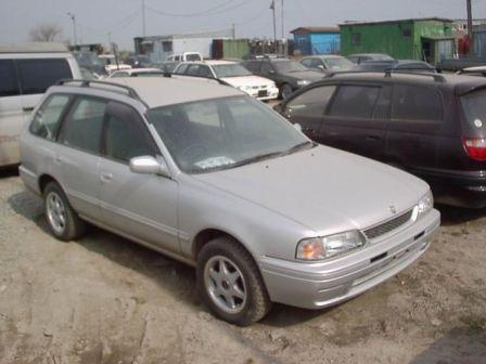 Nissan Wingroad 1998 - отзыв владельца