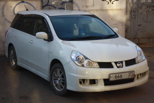 Nissan Wingroad 2009 - отзыв владельца