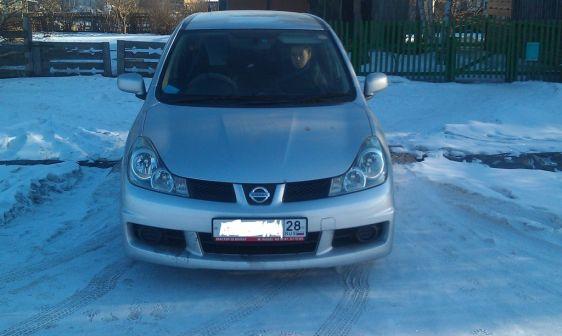 Nissan Wingroad 2006 - отзыв владельца