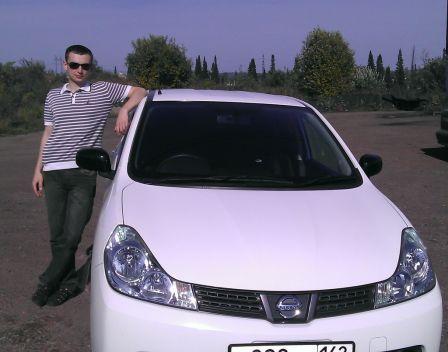Nissan Wingroad 2007 - отзыв владельца
