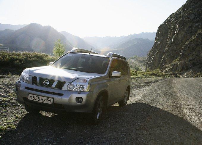 bb02f16f8b2d2 Nissan X-Trail 2008, Почему-то мало отзывов об Ниссан Х-трейл в ...