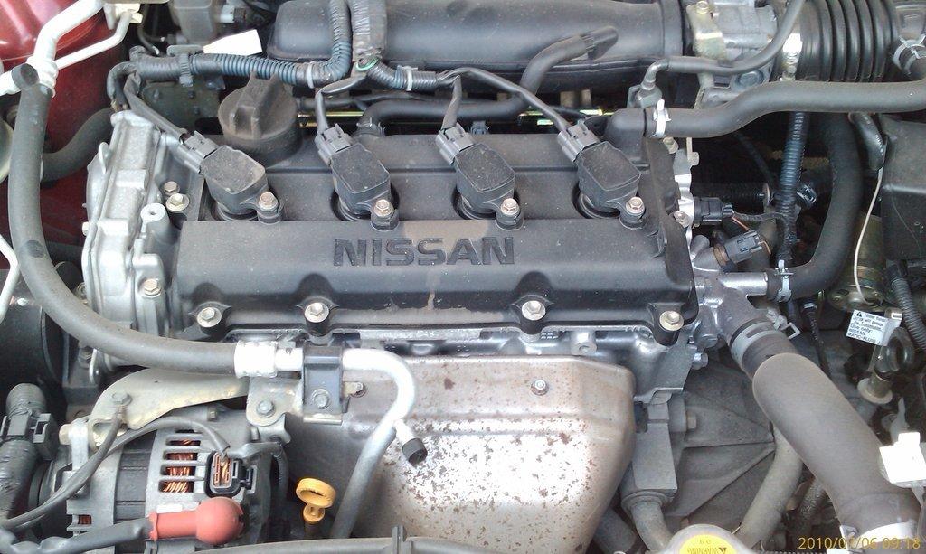 nissan x-trail 2006 2.5 отзывы по двигателю