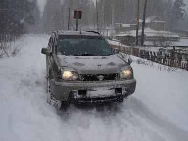 Nissan X-Trail, 2000