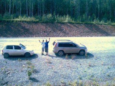 Nissan X-Trail 2003 отзыв автора | Дата публикации 23.07.2007.