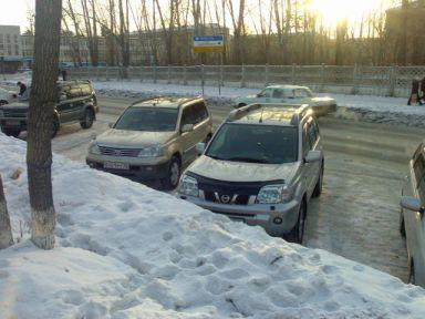 Nissan X-Trail 2003 отзыв автора | Дата публикации 02.03.2008.