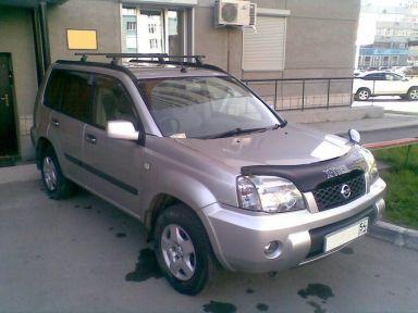 Nissan X-Trail, 2004