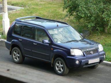 Nissan X-Trail 2003 отзыв автора | Дата публикации 12.09.2008.