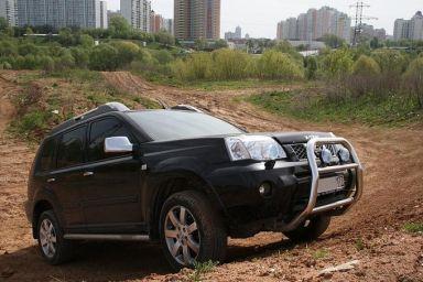 Nissan X-Trail 2006 отзыв автора | Дата публикации 20.01.2009.