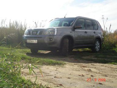 Nissan X-Trail, 2007