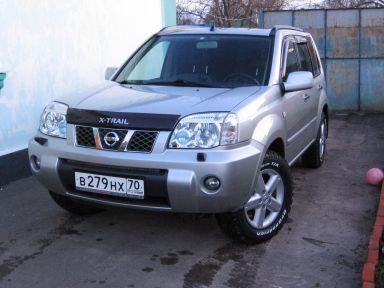 Nissan X-Trail, 2005