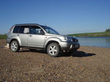 Nissan X-Trail 2002 отзыв автора   Дата публикации 18.06.2010.