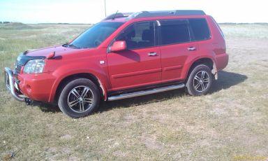 Nissan X-Trail 2003 отзыв автора | Дата публикации 09.07.2010.