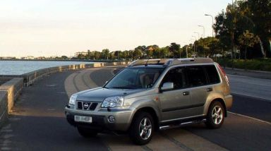 Nissan X-Trail 2003 отзыв автора | Дата публикации 10.12.2003.