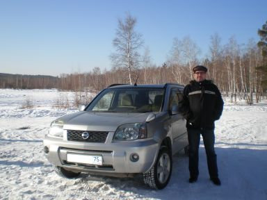 Nissan X-Trail 2003 отзыв автора | Дата публикации 25.02.2011.
