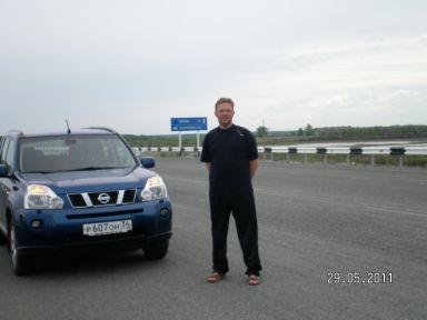 Nissan X-Trail, 2008