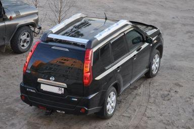 Nissan X-Trail 2010 отзыв автора | Дата публикации 20.05.2011.