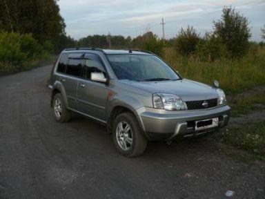 Nissan X-Trail 2002 отзыв автора   Дата публикации 26.07.2011.