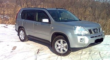 Nissan X-Trail 2010 отзыв автора | Дата публикации 29.12.2011.