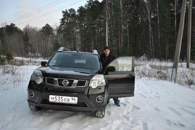 Nissan X-Trail, 2011