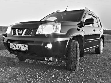 Nissan X-Trail 2006 отзыв автора | Дата публикации 24.03.2012.