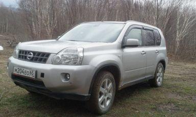 Nissan X-Trail, 0