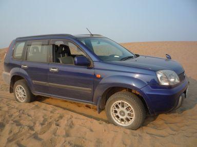 Nissan X-Trail 2001 отзыв автора | Дата публикации 10.06.2012.